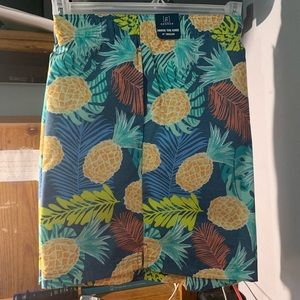 Pine Apple Swim Trunks